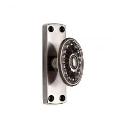 Gruppo Romi 1200-8102 | 1200 Case, Door Knob DK3E.8102 - Combined Cremone Bolt