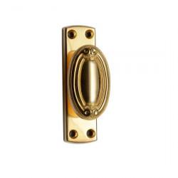 Gruppo Romi 1200-8673 | 1200 Case, Door Knob DKHA.8673 - Combined Cremone Bolt