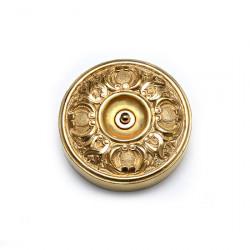 Period Hardware DBL14.4966 Louis XIV - Door Bell