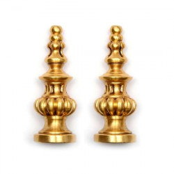 Period Hardware FIFRA.8334 Francis - Finial