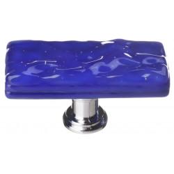 Sietto SLK-221 Skinny Glacier Deep Cobalt Blue Long Knob
