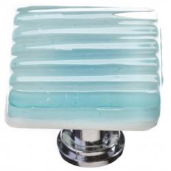 Sietto K-801 Reed Light Aqua Knob