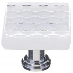 Sietto K-900 Honeycomb White Knob