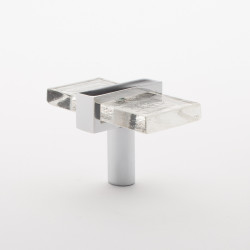 Sietto K-1900 Adjustable Clear Knob