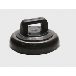 Mag Daddy 624 Magnetic Cable Tie Mount (Pkg Qty 100)