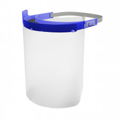 Palmer Fixture CS0509-23 Protective Plastic Face Shield Clear