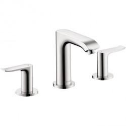 Hansgrohe 31083001 Metris 100 Widespread Faucet