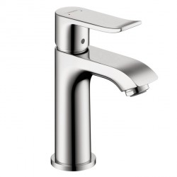 Hansgrohe 31088001 Metris 100 Single-Hole Faucet
