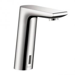 Hansgrohe 31101001 Metris S Electronic Faucet with Preset Temperature Control