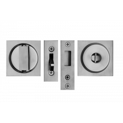 Linnea PL66S-PR Pocket Door Privacy Latch