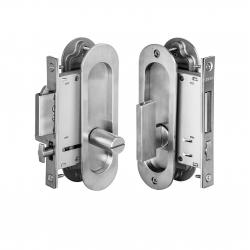 Linnea PL160R-AD-PR Pocket Door Privacy Latch