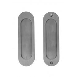 Linnea PL160R-00-PA Pocket Door Privacy Latch