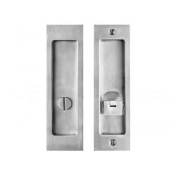 Linnea PL160S-DP-PR Pocket Door Privacy Latch