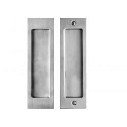 Linnea PL160S-00-PA Pocket Door Privacy Latch