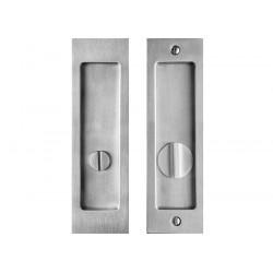 Linnea PL160S-ST-PR Pocket Door Privacy Latch