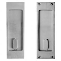 Linnea PL210-PA Pocket Door Privacy Latch