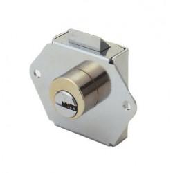 """MUL-T-Lock DLL1 Drawer Latch Lock 7/8"""" Cylinder Length"""