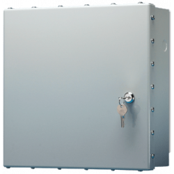 Telguard TG-7A Commercial Cellular Alarm Communicator in Attack Enclosure