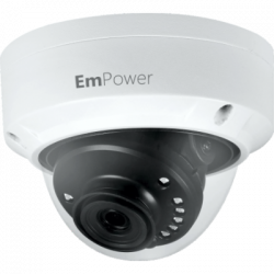 LTS IP-8DM-F40-PAL 8MP 4K H.265 IR Dome Network Camera 4mm Lens