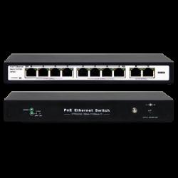 LTS LTPOE-SW802EG 8-Port PoE Switch