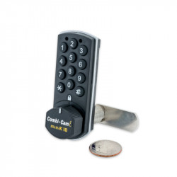 FJM Security 7910-K10 Combi-Cam E Cam Lock