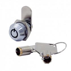 """FJM Security 3091 Tubular Cam 5/8"""" Diameter,1/2"""" Cylinder Length"""