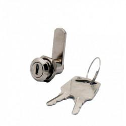 """FJM Security 0120 Miniature Cam Lock-Length 5/8"""""""