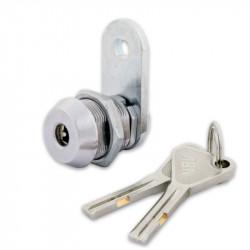 "FJM Security 8418S 5/8""Angle Cut Key High Security Cam"