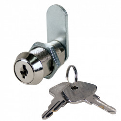 FJM Security 3403 Disc Tumbler Cam Lock Double Sided Key
