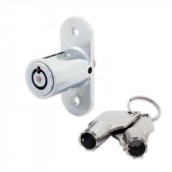 FJM Security 2612L Long Throw Tubular Push Lock