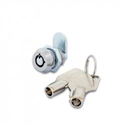 FJM Security 2200 Miniature Tubular Cam Lock