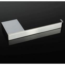 "ZEN BA0266.201 Be Toilet Paper Holder W 6 7/8"" x D 2 3/4"" Polished Chrome"