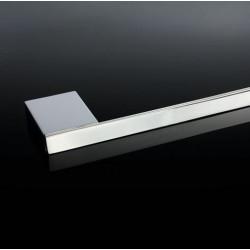 "ZEN BA0279.201 Be Towel Ring W 11 7/8"" x D 2 3/4"" Polished Chrome"