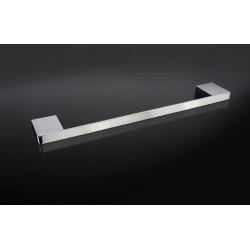 ZEN BA027 Be Towel Bar, Polished Chrome