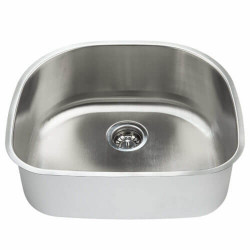 Fine Fixtures S Undermount Stainless Steel Sink