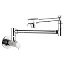 Hansgrohe 4057000 Talis S Pot Filler, Wall-Mounted