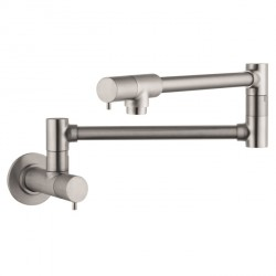 Hansgrohe 4057860 Talis S Pot Filler, Wall-Mounted