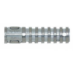 """Bulldog Fasteners LS382 Zamac Alloy Used With Wood Lag Bolts. Size- 3/8 x 2-1/2"""""""