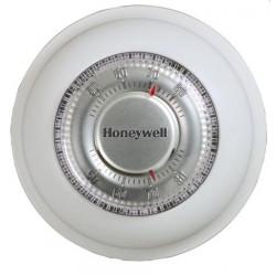 Chatham Brass T87K1007 Heat Only, Round, Honeywell Low Voltage Controls, White