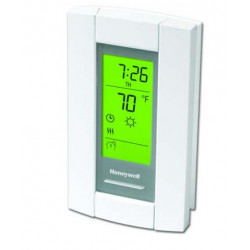 Chatham Brass TL8230A1003 Honeywell 7 Day Programmable Double Pole, Line Voltage Digital ThermoStat