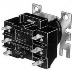 Chatham Brass R8222D1014 Honeywell 24V General Purpose Relay with DPDT Switching