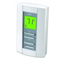 Chatham Brass TH114-A Line Voltage Non-Programmable Thermostat, Aube Thermostat