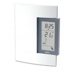 Chatham Brass TH141HC-28-B 7-Day Programmable Low Voltage Thermostat Heating / CoolingAutomatic Changeover, Aube Thermostat