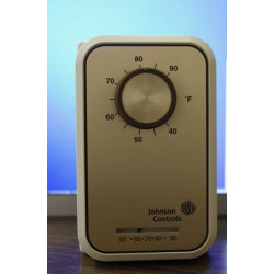Chatham Brass M651 Light Duty Heat or Cool SPDT, tamper proof low-voltage control, Johnson Model T26S18