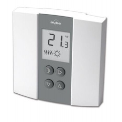 Chatham Brass TH135-01-B Low Voltage Electronic Thermostat for Central Heating Millivolt Compatible