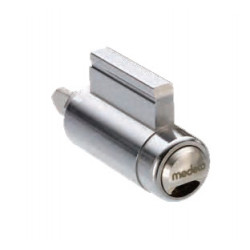 Medeco 20200S1 C Classic CLIQ Cylinder for Olympus 700 LCM and 800 LCM Key Retaining cabinet lock