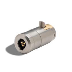 Medeco EV-8501 Pop-Out Cylinders, Round Bolt
