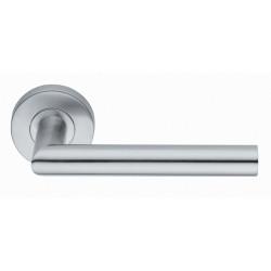 Valli & Valli H 416 Rectangular Style Long Escutcheon Plate,Satin Stainless Steel