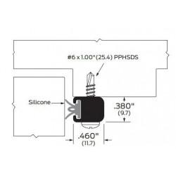 ZERO 33AA/33BK/33D/33G Double Silicone Lip