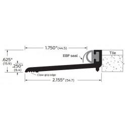 """ZERO 267A/BK/D/G - 2.155"""" (54.7) / Neoprene Stop - Threshold"""